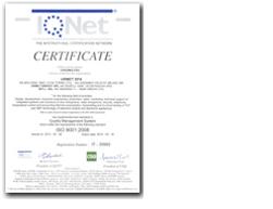 Urmet_Certificato1_IQNET-1